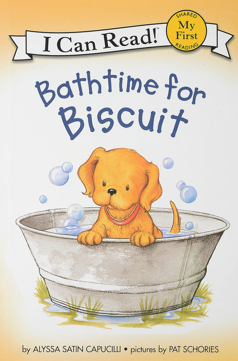 Bathtime for Biscuit biscuit bear