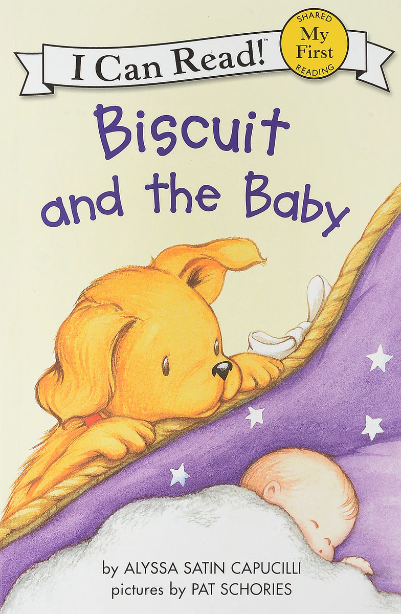 Biscuit and the Baby biscuit