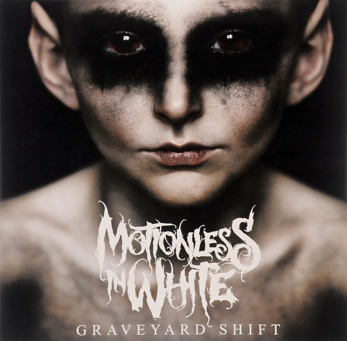 Motionless In White,Джонатан Девис   . Graveyard Shift (LP)