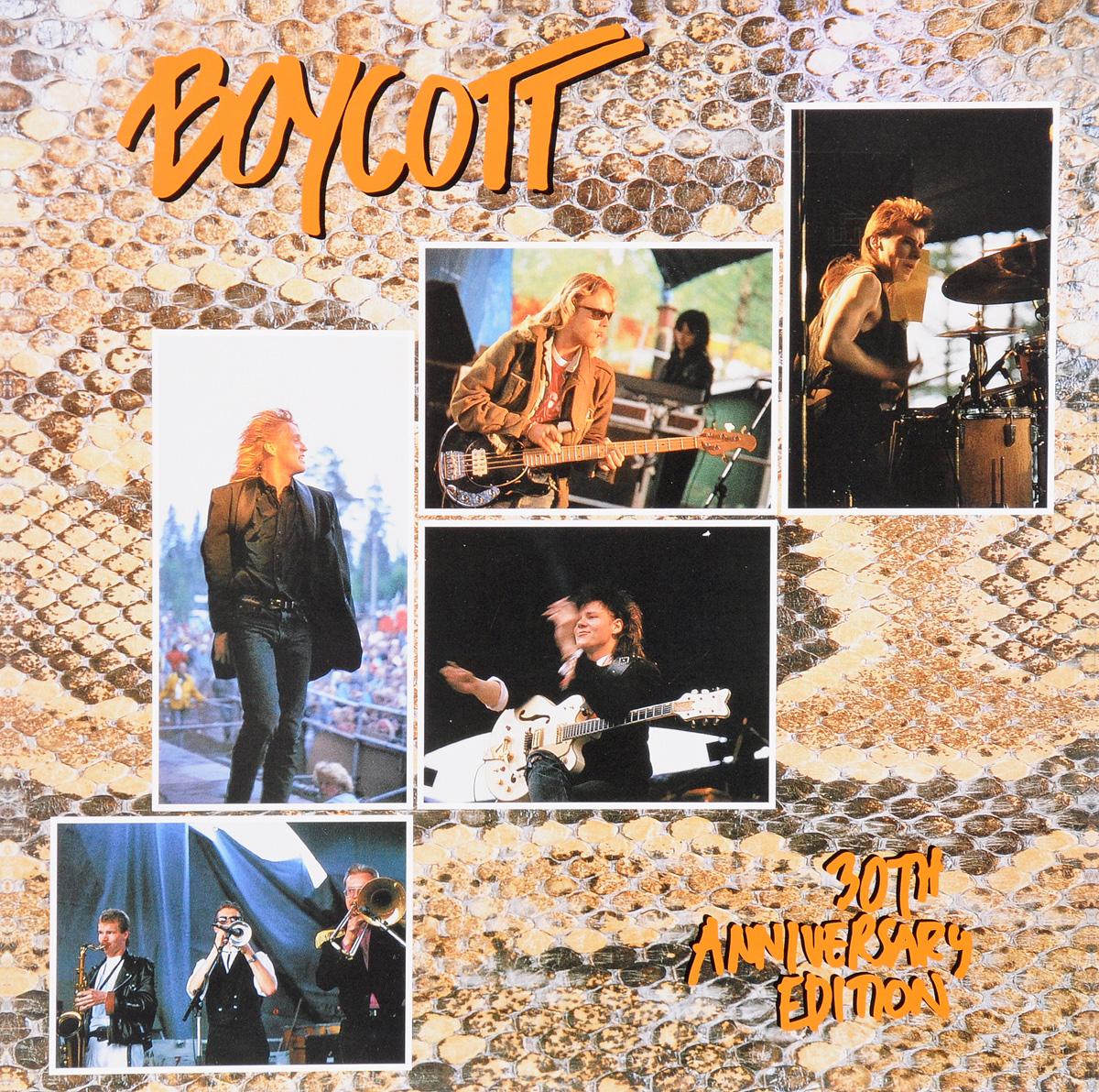 Boycott Boycott. 30th Anniversary Edition (LP) cd modern talking 30th anniversary edition