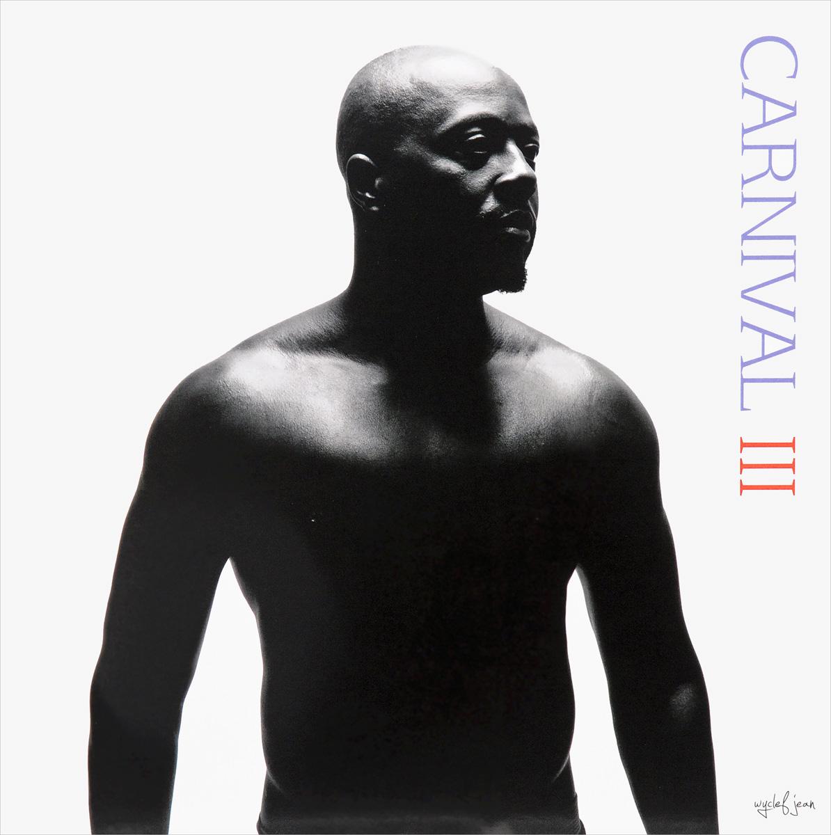 Уайклеф Джин Wyclef Jean. Carnival III: The Fall And Rise Of A Refugee (LP)