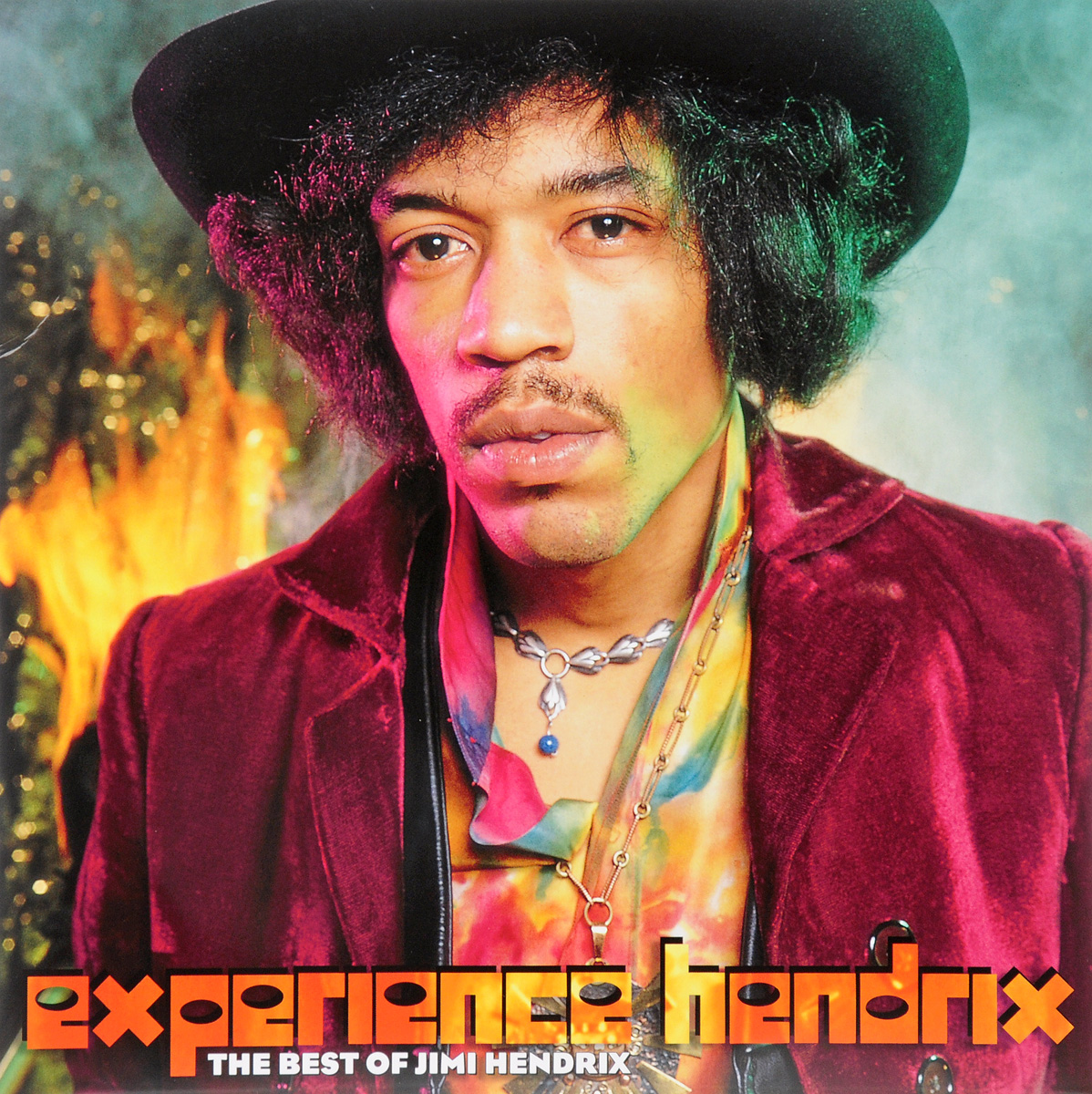 Джими Хендрикс Jimi Hendrix. Experience Hendrix. The Best Of Jimi Hendrix (2 LP)