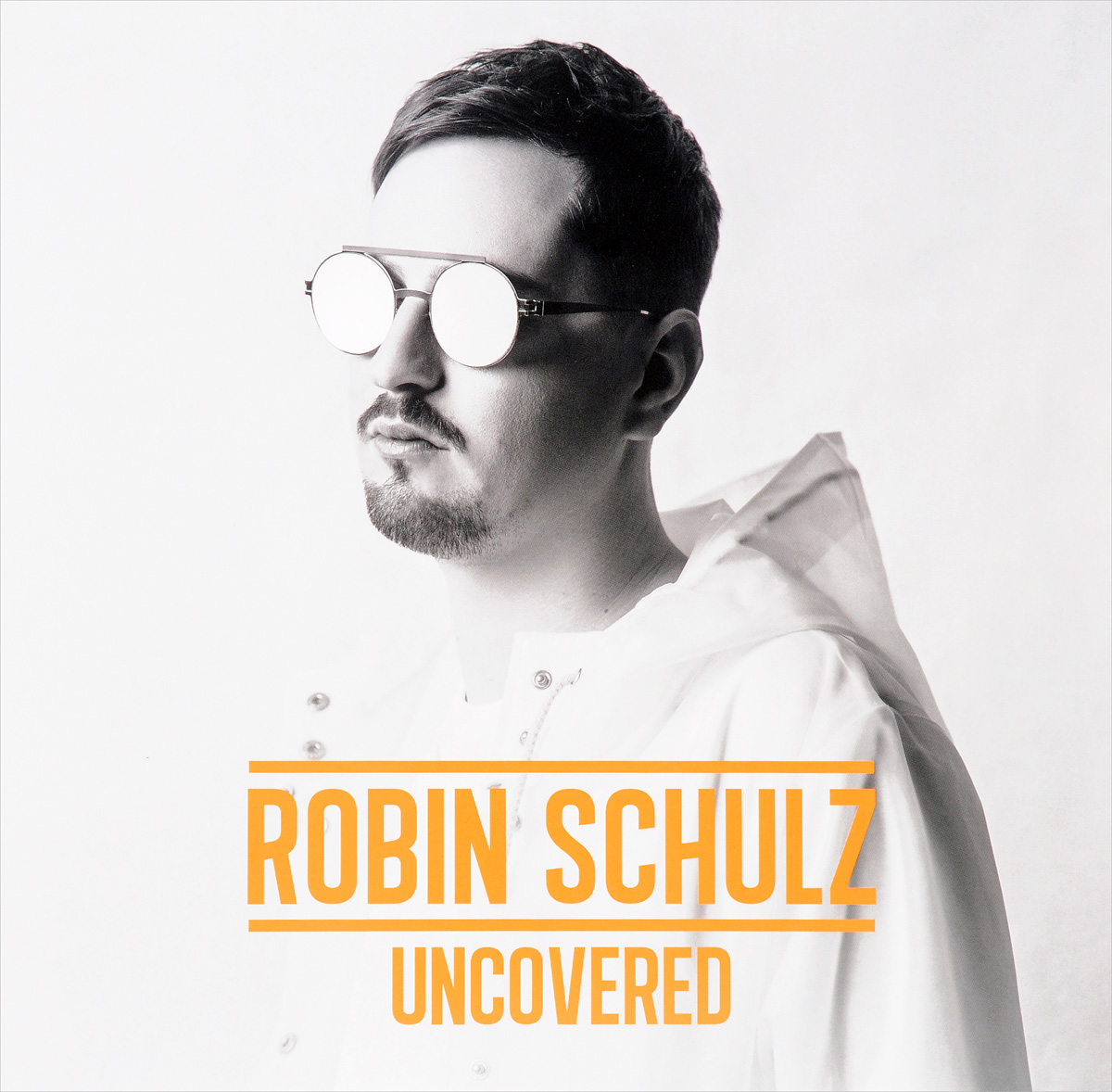 Робин Шульц Robin Schulz. Uncovered. Deluxe (2 LP + CD) robin year one deluxe edition