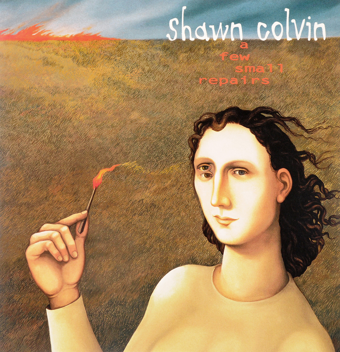 Shawn Colvin. A Few Small Repairs. 20th Anniversary Edition (LP)