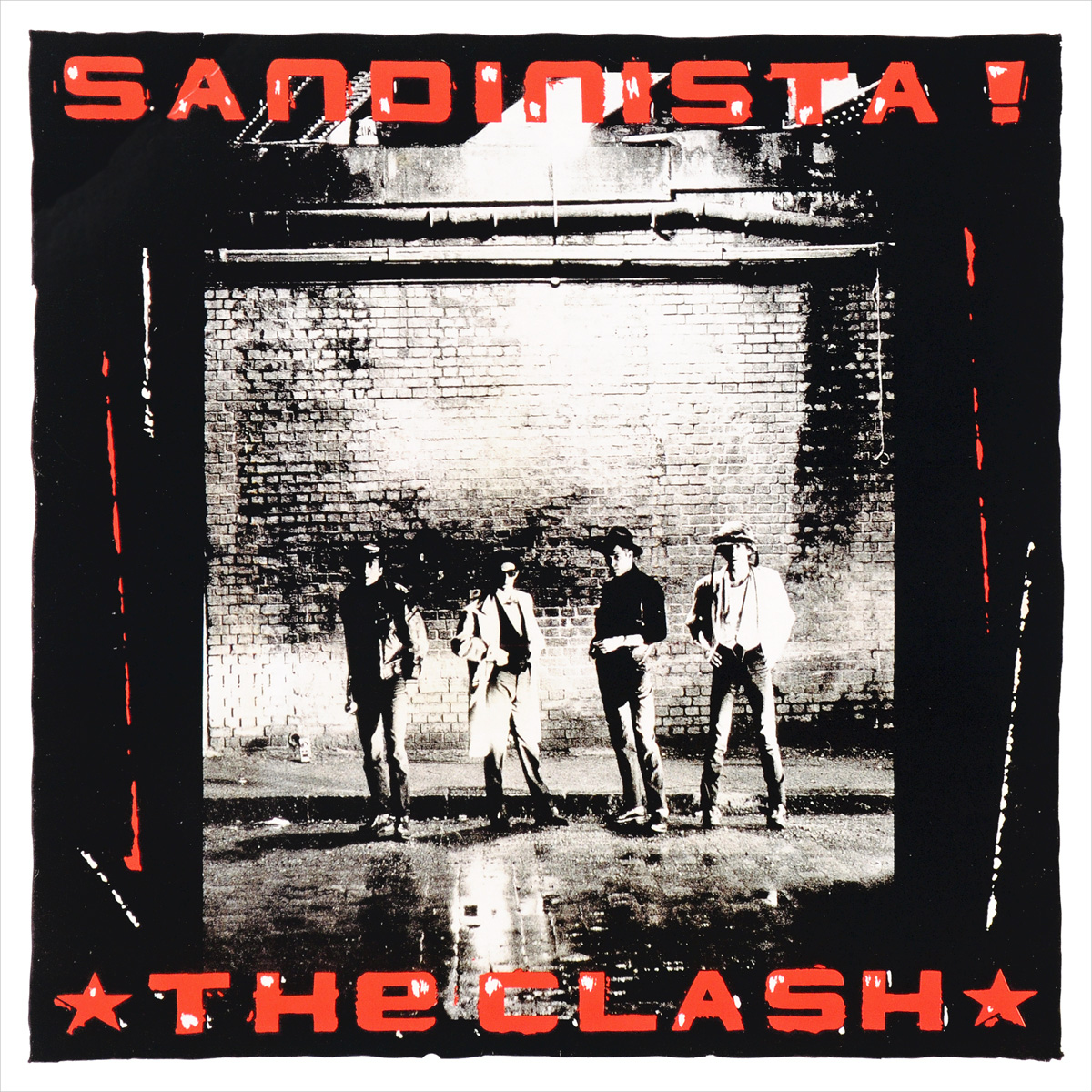 The Clash The Clash. Sandinista! (3 LP) roxy music roxy music the studio albums limited edition 8 lp