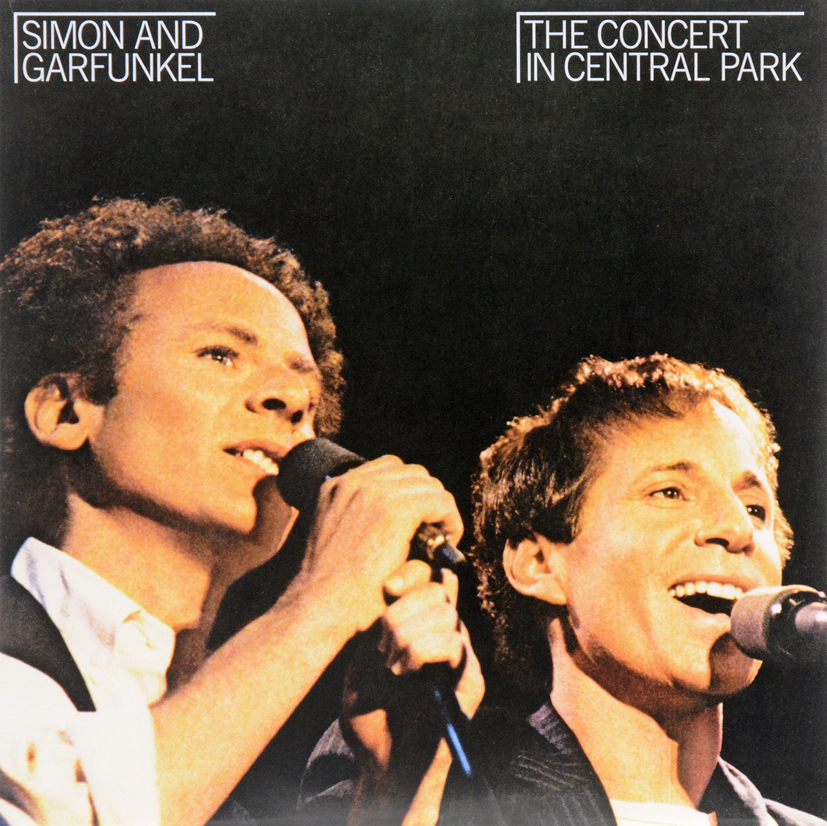 Simon & Garfunkel Simon & Garfunkel. The Concert In Central Park (2 LP) central park