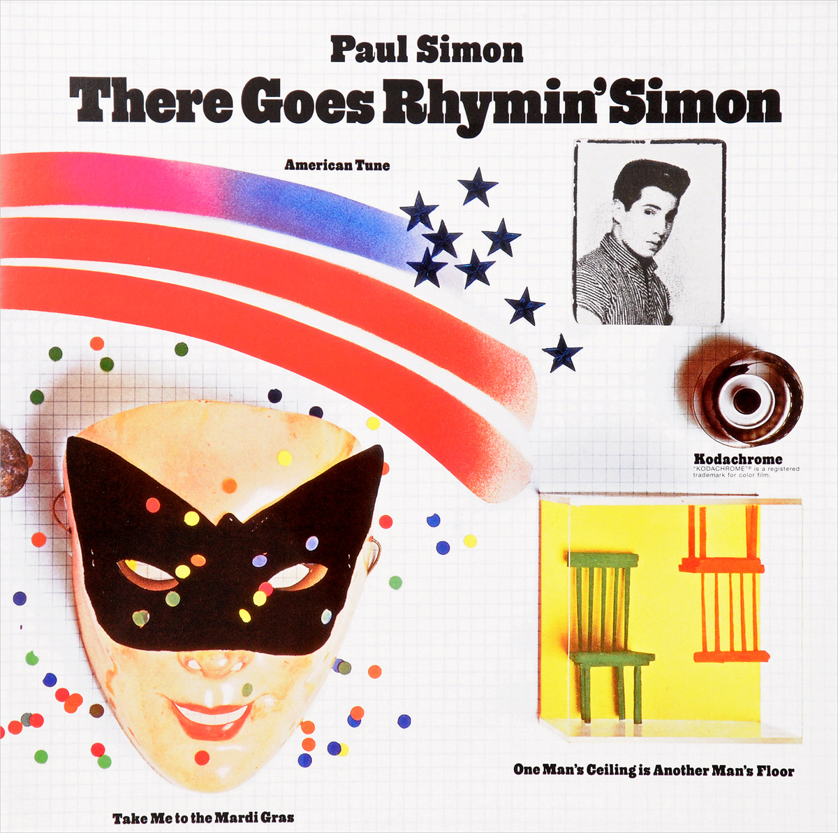 цена на Пол Саймон Paul Simon. There Goes Rhymin' Simon (LP)