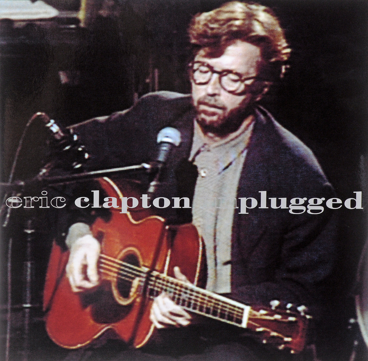 Eric Clapton. Unplugged (Limited Edition) [Non-US Version] [Live] 26c31i am26c31ipwg4 tssop 16