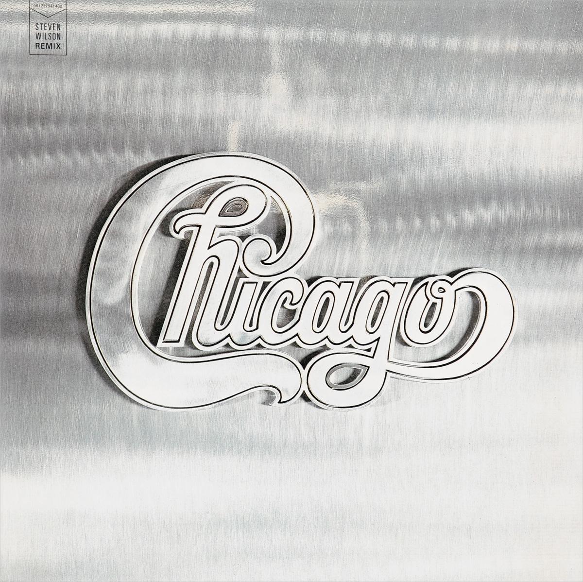 Chicago. Chicago (Steven Wilson Remix) (2 LP) steven wilson melbourne