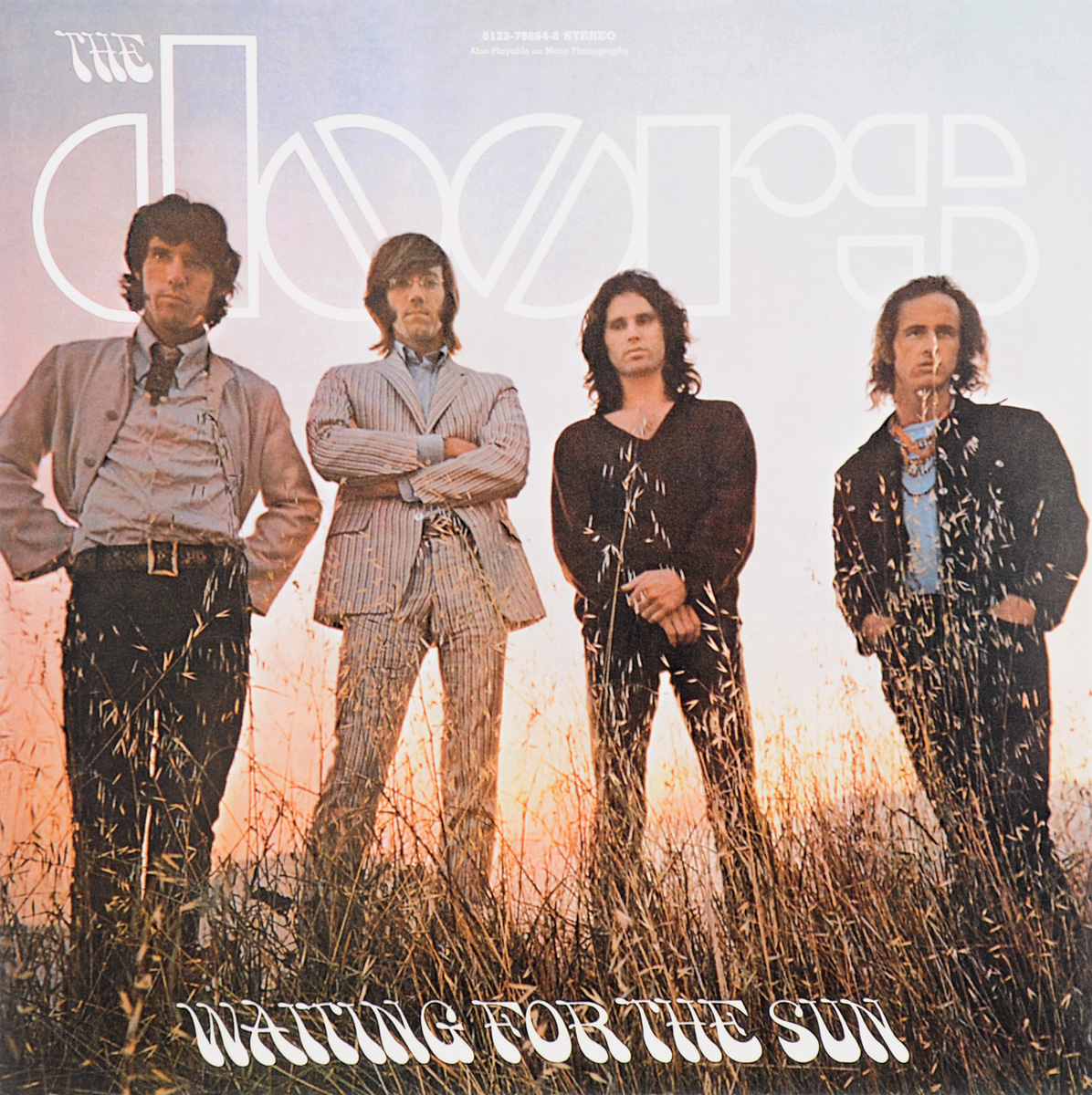 The Doors The Doors. Waiting For The Sun (LP)