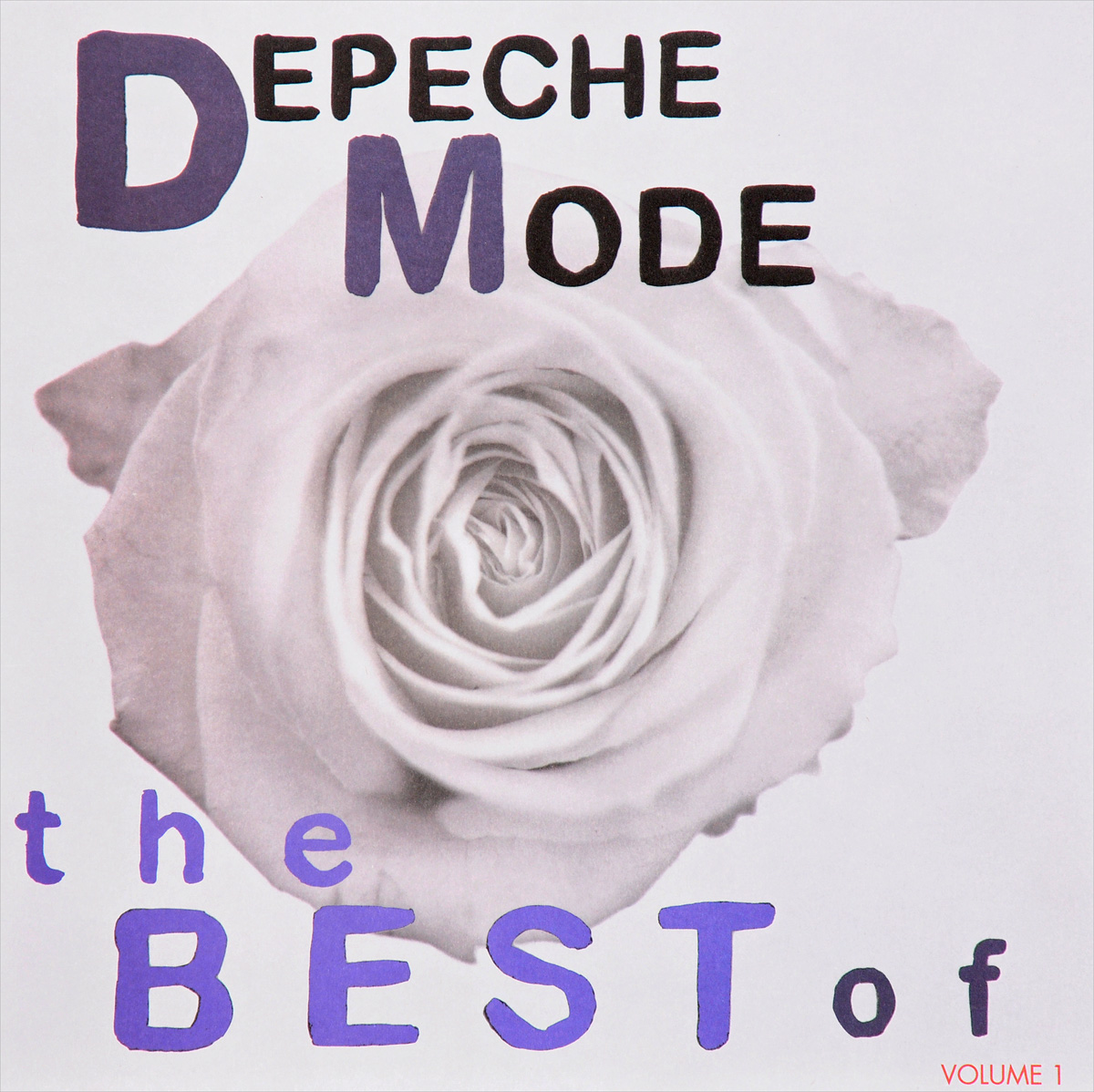 Depeche Mode Depeche Mode. The Best Of Depeche Mode Volume 1 (3 LP)
