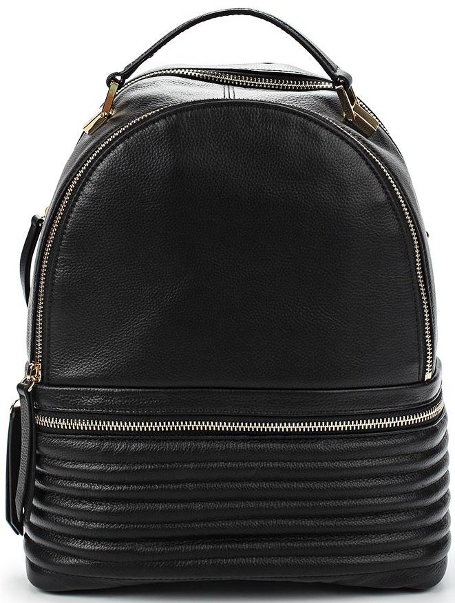 Рюкзак женский Leo Ventoni, цвет: черный. 23004517