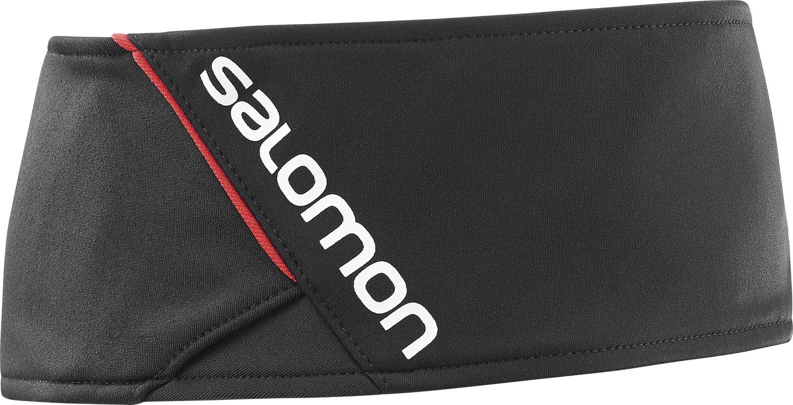 Повязка на голову Salomon Rs Headband, цвет: черный. L39493700. Размер универсальныйL39493700Повязка RS HEADBAND не только теплая, но и функциональная. Специальный слегка ворсованный материал мягок на ощупь и сохраняет тепло, а вставка спереди защищает от холодного ветра. Благодаря регулируемой посадке повязка сохраняет положение, пока вы тренируетесь или бежите.