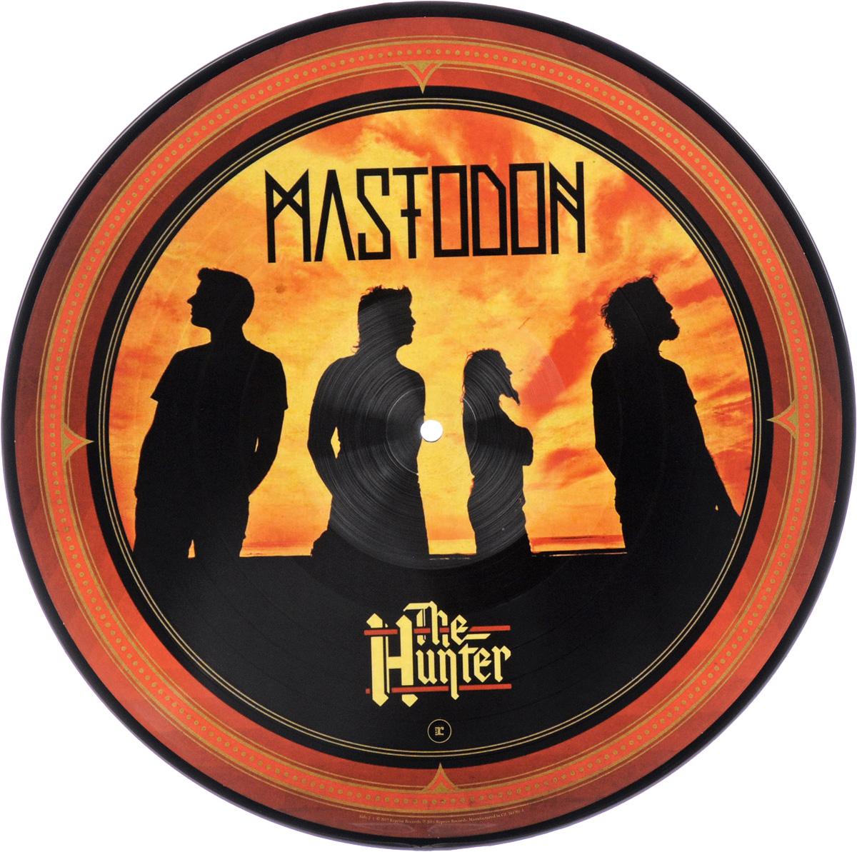 Mastodon Mastodon. The Hunter. Picture Vinyl (LP) mastodon mastodon the motherload lp