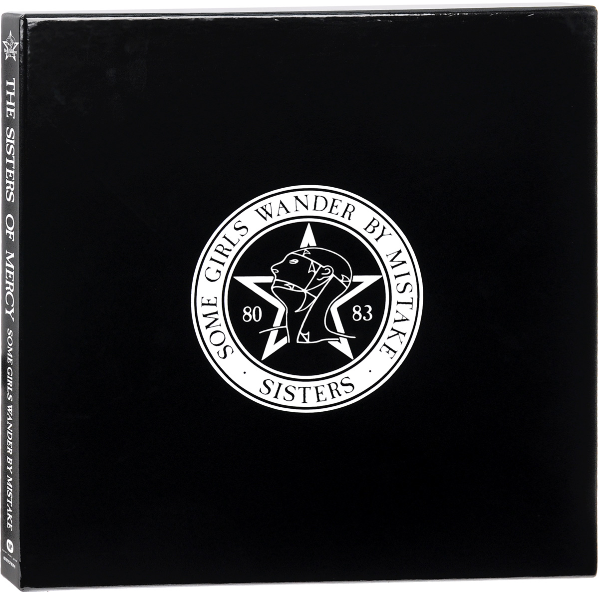 The Sisters Of Mercy The Sisters Of Mercy. Some Girls Wander By Mistake (4 LP) side by side international version 3
