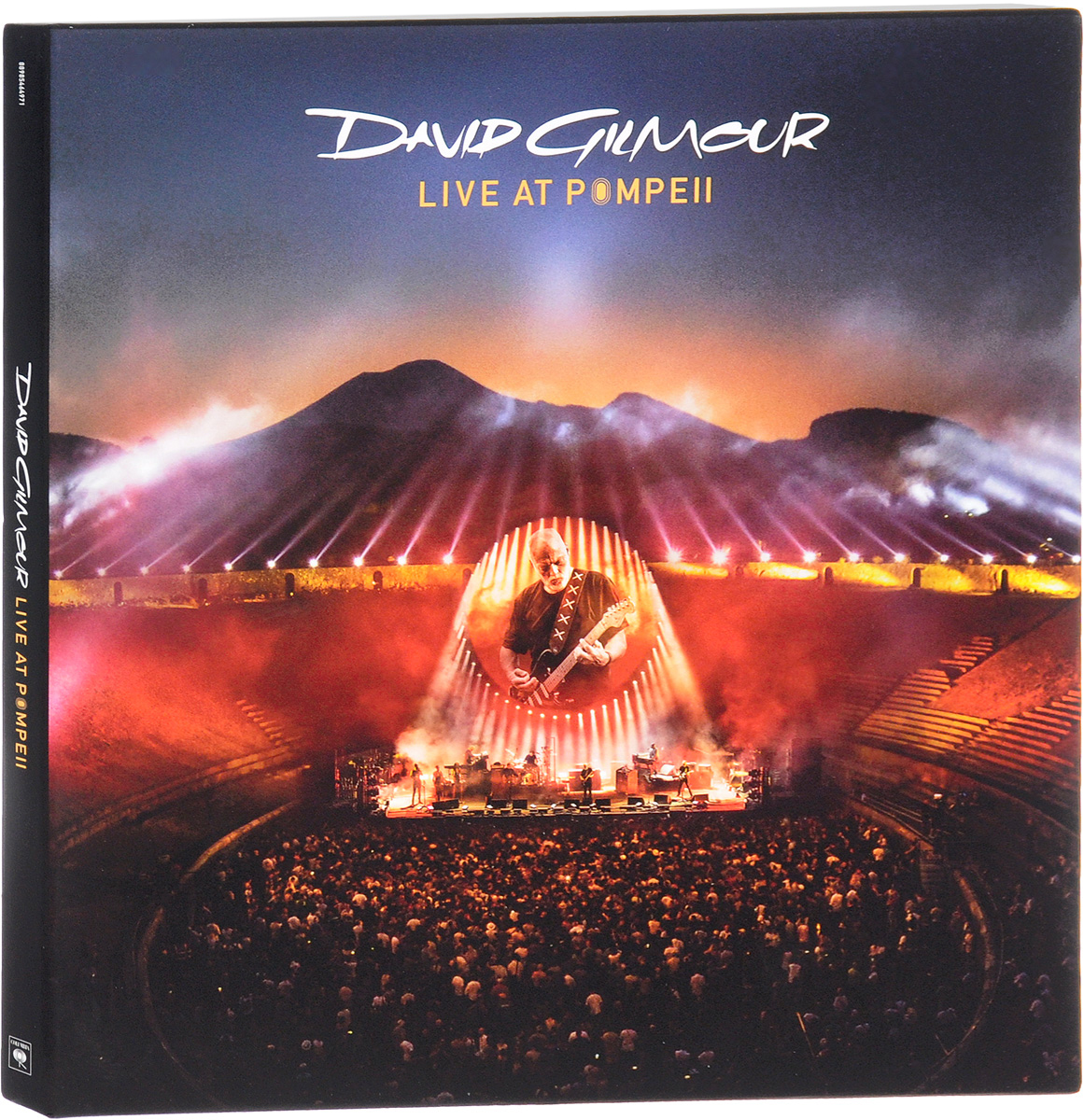 Дэвид Гилмор David Gilmour. Live At Pompeii (4 LP) david gilmour – live at pompeii blu ray