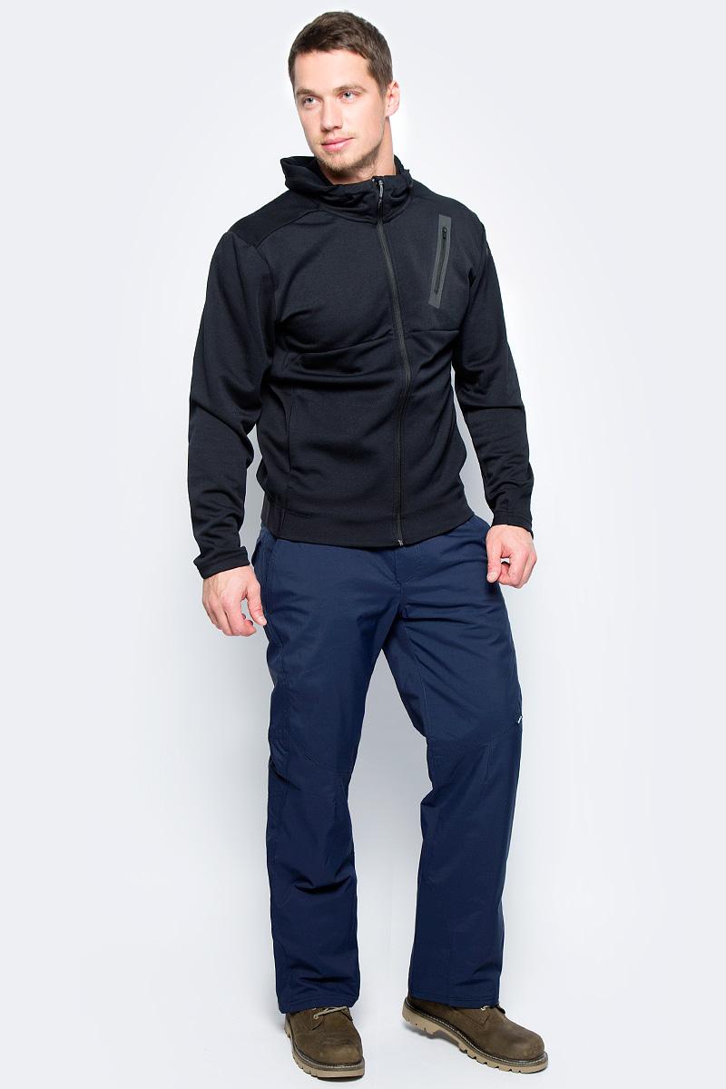 Брюки утепленные мужские ONeill Pm Akdov Pants, цвет: синий. 7P3612-5056. Размер XL (52/54)7P3612-5056Утепленные брюки от ONeill с наполнителем выполнены из высококачественного плотного материала. Модель в поясе застегивается на кнопки и имеет ширинку на молнии. По бокам модель дополнена втачными карманами на молниях, сзади – прорезным карманом с клапаном.