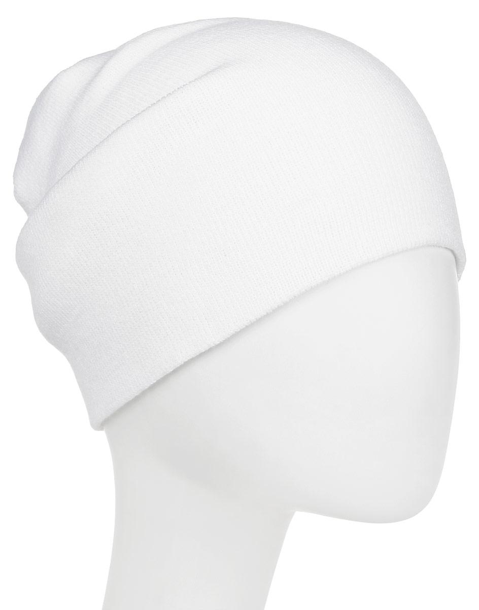 OZON.ru11147325-WHTУдлинённая шапка с вышитым логотипом New Era. Тянущаяся ткань обеспечивает комфортную посадку.