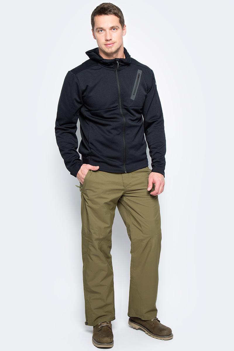 Брюки утепленные мужские ONeill Pm Hammer Pants, цвет: хаки. 7P3014-6104. Размер S (46/48)7P3014-6104Утепленные брюки от ONeill на подкладе выполнены из высококачественного плотного материала. Модель в поясе застегивается на кнопки и имеет ширинку на молнии. По бокам модель дополнена втачными карманами на молниях, сзади – прорезным карманом с клапаном.