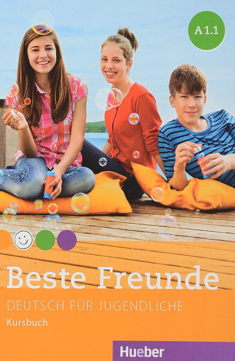 Фото Beste Freunde: Stufe A1.1: Deutsch fur Jugendliche: Kursbuch лео ашер ein jahr ohne liebe