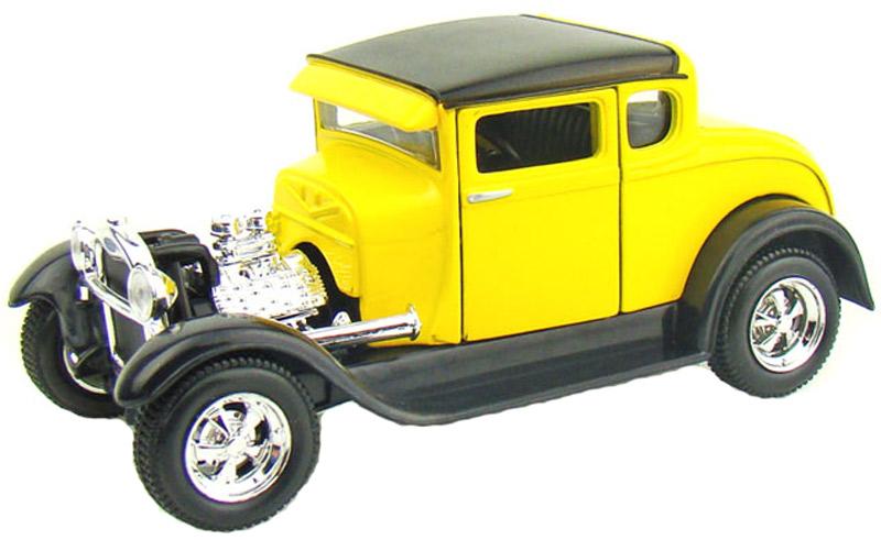 Maisto Модель автомобиля Ford Model A цвет желтый maisto модель автомобиля 2014 corvette stingray цвет красный