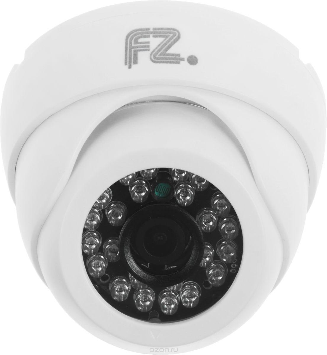 Fazera FZ-DIRP24-1080, White камера видеонаблюдения fazera fz 04n01 сетевой видеорегистратор