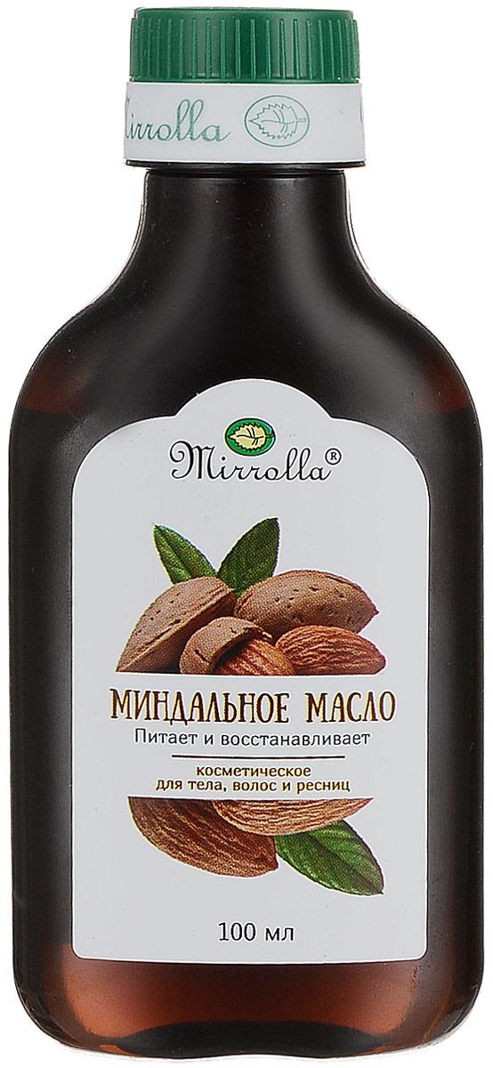 Мирролла Масло Миндальное, 100 мл масло косм мирролла миндальное 100 мл