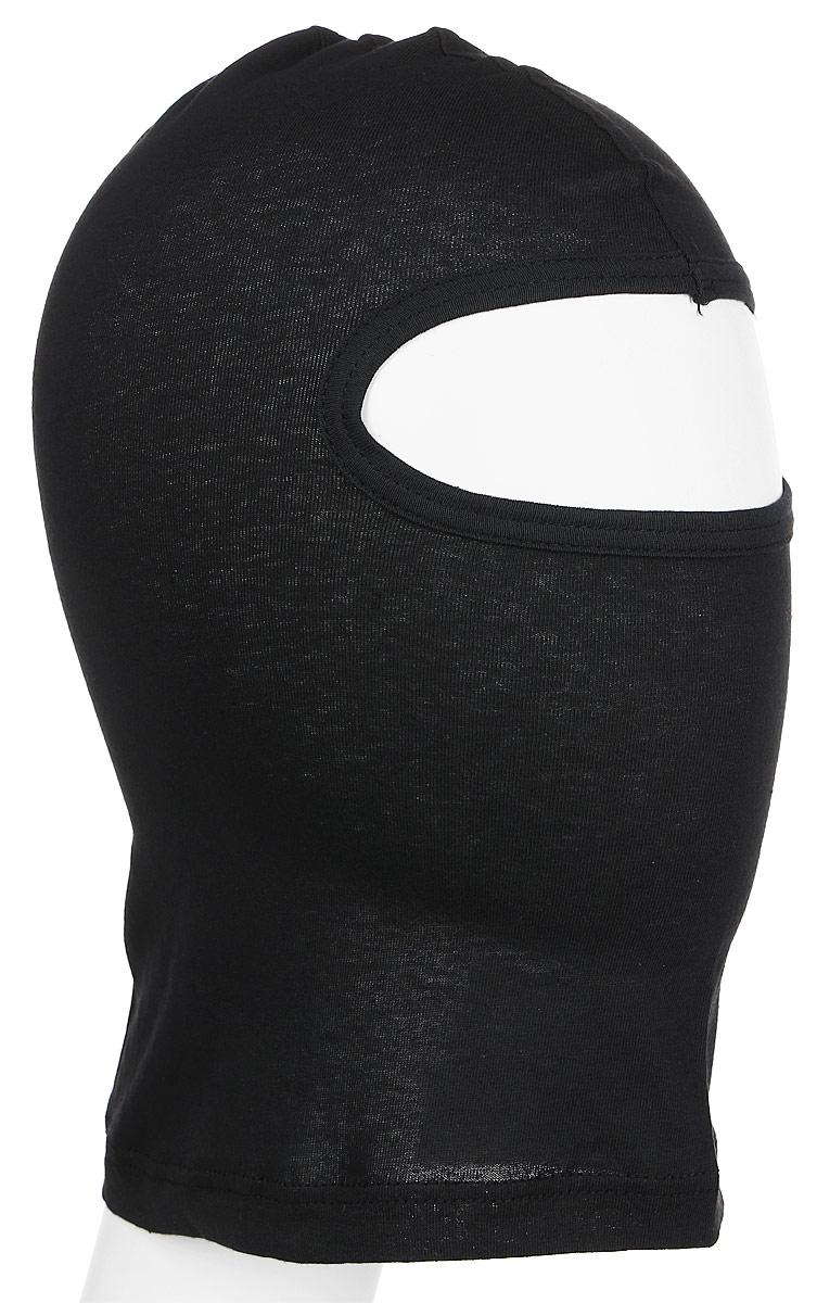 Подшлемник мужской Серебряный пингвин, цвет: черный. В-3. Размер M/L (48/50)В-3Подшлемник изготовлен из хлопка. Служит для защиты от пыли и грязи. Защищает голову от переохлаждения.