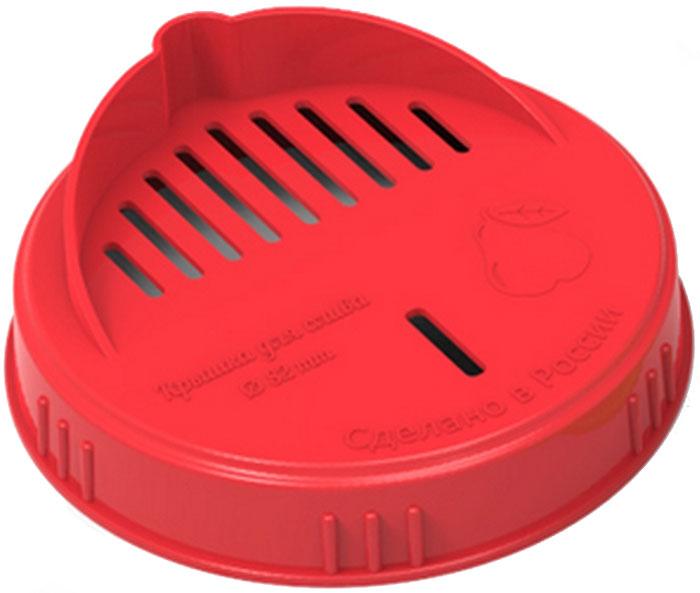 Крышка для слива жидкости из банки Libra Plast. Диаметр 8,2 смLP0055Крышка для слива винтовая, 82 мм