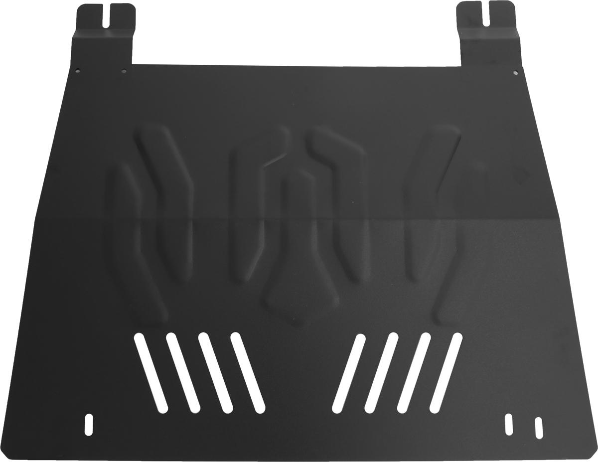 Защита картера и КПП Автоброня AUDI 80 1986-1994, сталь 2 мм111.00325.1Защита картера и КПП Автоброня AUDI 80, кроме 1.6D; 1.9D 1986-1994, сталь 2 мм, комплект крепежа, 111.00325.1Стальные защиты Автоброня надежно защищают ваш автомобиль от повреждений при наезде на бордюры, выступающие канализационные люки, кромки поврежденного асфальта или при ремонте дорог, не говоря уже о загородных дорогах.- Имеют оптимальное соотношение цена-качество.- Спроектированы с учетом особенностей автомобиля, что делает установку удобной.- Защита устанавливается в штатные места кузова автомобиля.- Является надежной защитой для важных элементов на протяжении долгих лет.- Глубокий штамп дополнительно усиливает конструкцию защиты.- Подштамповка в местах крепления защищает крепеж от срезания.- Технологические отверстия там, где они необходимы для смены масла и слива воды, оборудованные заглушками, закрепленными на защите.Толщина стали 2 мм.В комплекте крепеж и инструкция по установке.Уважаемые клиенты!Обращаем ваше внимание на тот факт, что защита имеет форму, соответствующую модели данного автомобиля. Наличие глубокого штампа и лючков для смены фильтров/масла предусмотрено не на всех защитах. Фото служит для визуального восприятия товара.