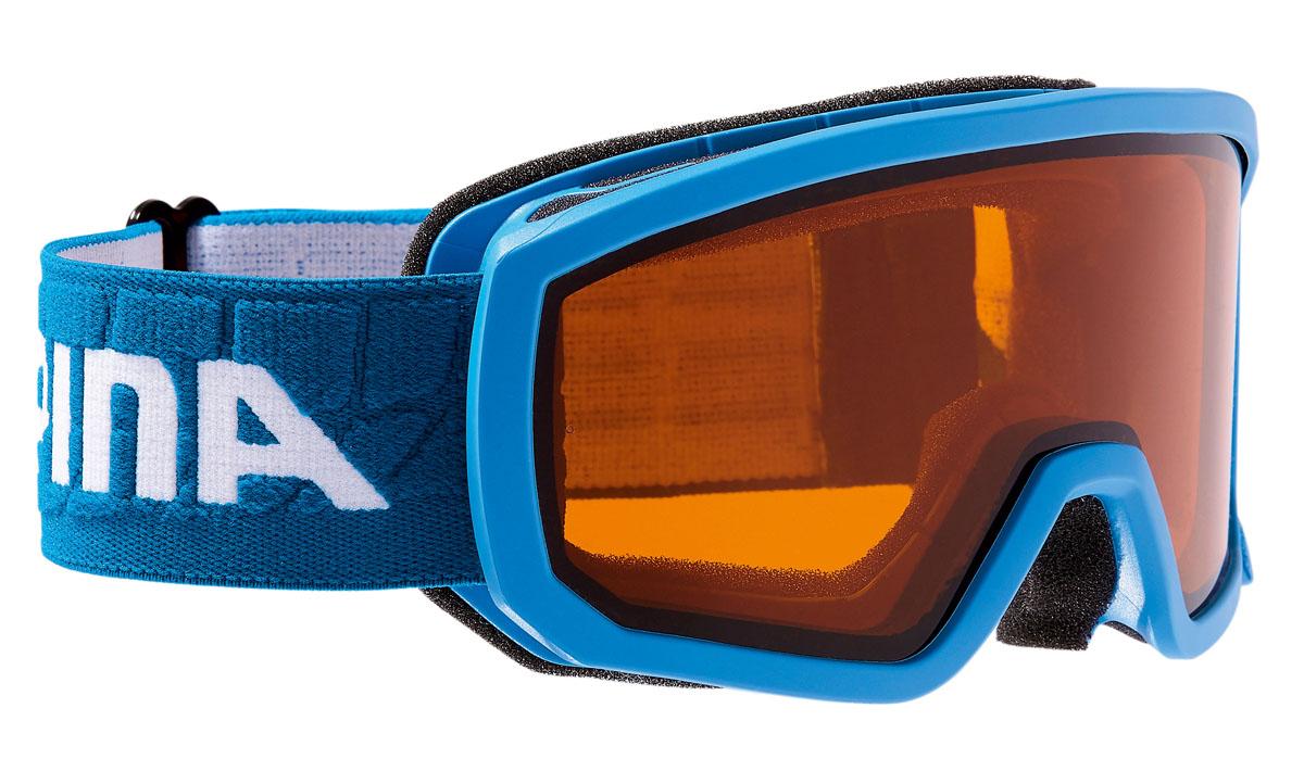 Очки горнолыжные Alpina SCARABEO JR. DH Race blue/white (б/р)A7258181SCARABEO теперь доступно и для детей тоже. Большой панорамный линза обеспечивает совершенное всестороннее зрение и таким образом улучшенная безопасность для малышей на горнолыжнах склонах. Сфеерическая лизна, зеркальное напыление двойная линза. SCARABEO Junior также идеально подходит для детей, которые носить очки.