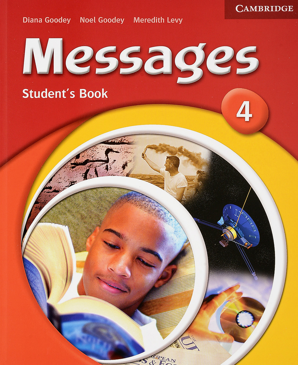 Messages 4 Student's Book: Level 4 detective work level 4
