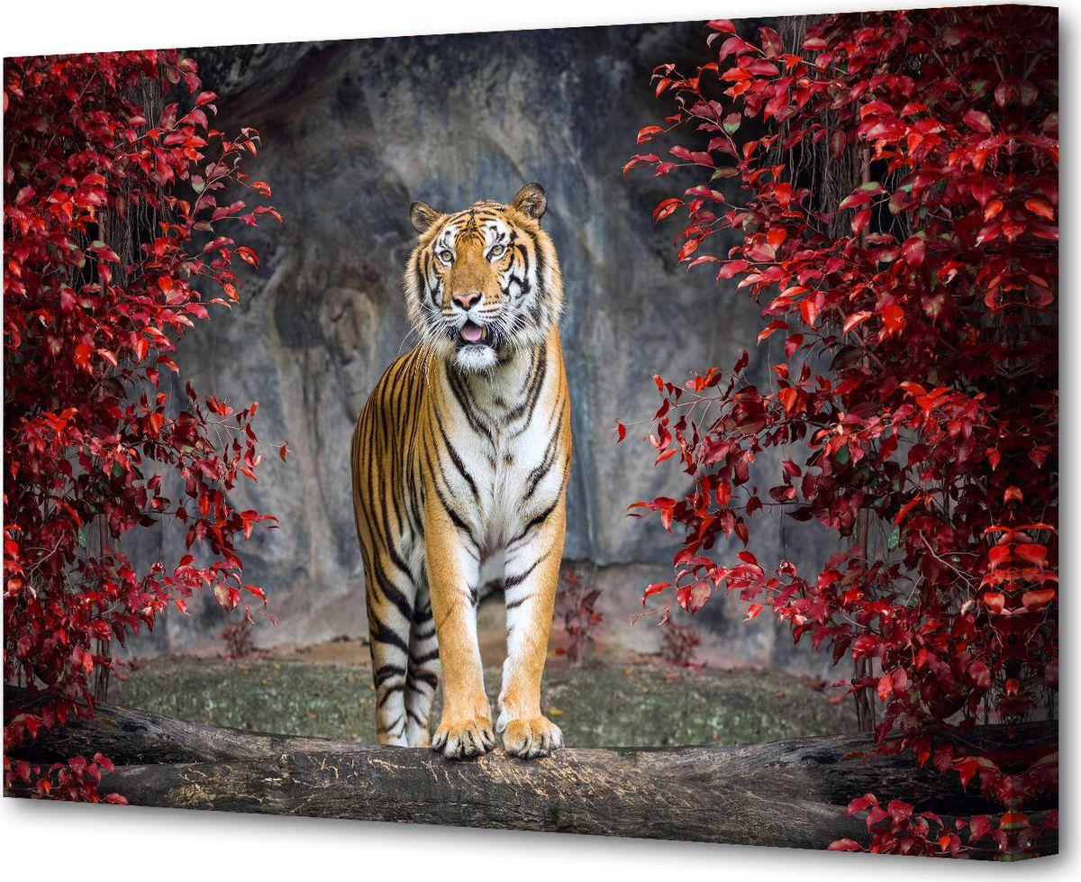 Картина холст Milarte, 50 х 75 см. H-1132HH-1132HКартина на холсте – это яркий и эффективный предмет украшения интерьера. Это достигается благодаря трем факторам. 1) Фактурной поверхности, синтетического полотна, подобранного по аналогии с натуральным холстом. 2) Технологии высококачественной печати изображения, превращающей картинку с экрана монитора, в профессиональную имитацию работы художника и мазков краски. 3) Красивые прорисованные картинки или эстетические фотографии. В итоге Вы получайте, готовую работу, которая не уступает по силе эмоций живописным картинам.