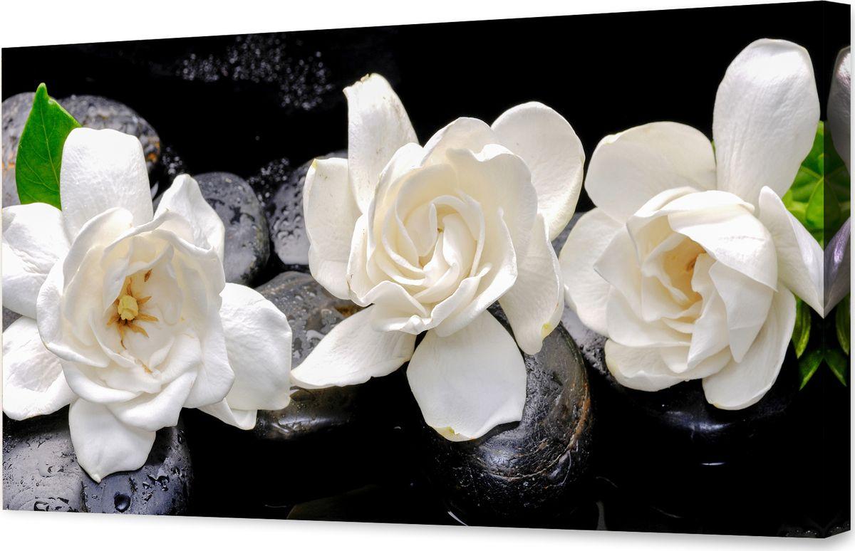 Картина холст Milarte, 50 х 100 см. P-029xP-029xКартина на холсте – это яркий и эффективный предмет украшения интерьера. Это достигается благодаря трем факторам. 1) Фактурной поверхности, синтетического полотна, подобранного по аналогии с натуральным холстом. 2) Технологии высококачественной печати изображения, превращающей картинку с экрана монитора, в профессиональную имитацию работы художника и мазков краски. 3) Красивые прорисованные картинки или эстетические фотографии. В итоге Вы получайте, готовую работу, которая не уступает по силе эмоций живописным картинам.