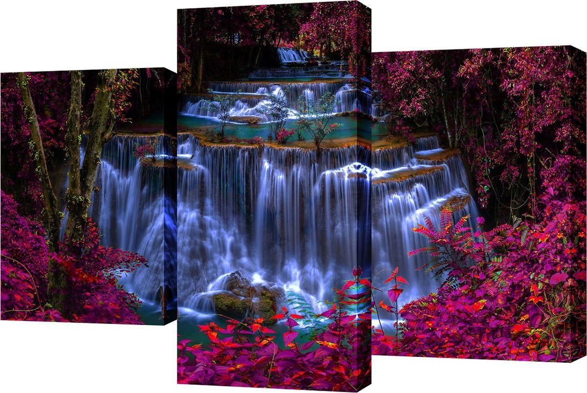 Картина модульная Milarte, 99 х 65 см. Q-487 картина модульная milarte 99 х 65 см q 281