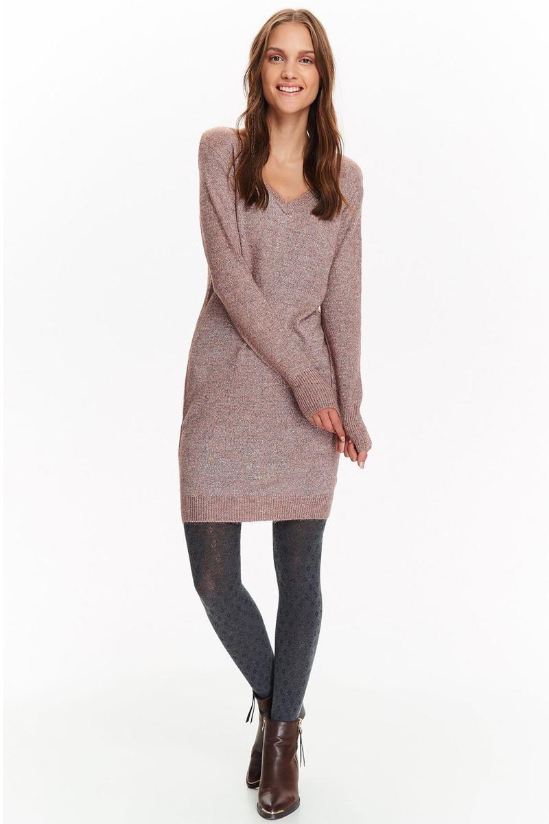 Платье женское Top Secret, цвет: розовый. SSU1992RO. Размер 36 (44)SSU1992RO