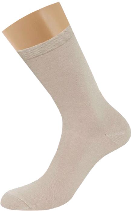 Носки женские Griff, цвет: бежевый. D4O3. Размер 39/41D4O3Носки Griff изготовлены качественного эластичного материала. Модель средней длины имеет мягкую комфортную резинку.