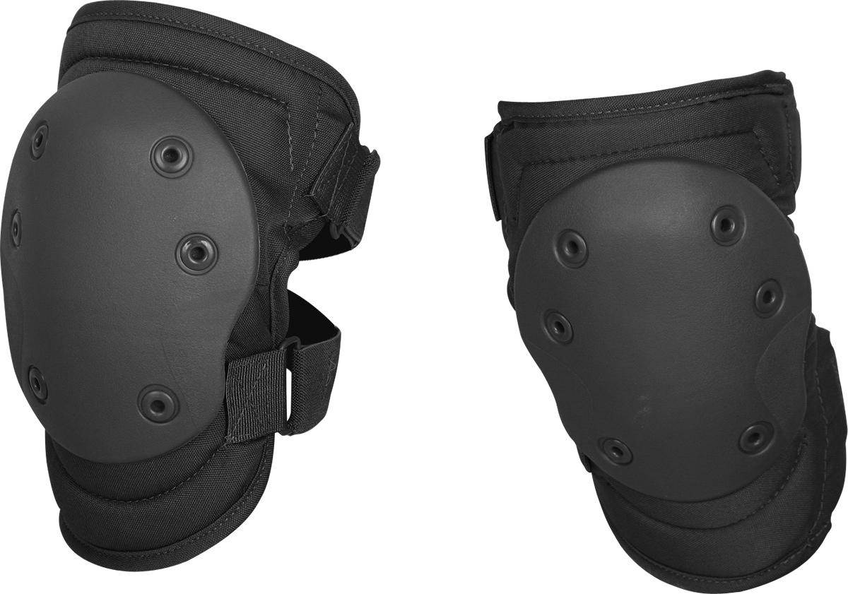 Наколенники Сплав TAC, цвет: черный. 50636105063610Предназначены для защиты коленного сустава. Состав: полиэстер 600D, пенополиэтилен, пластик