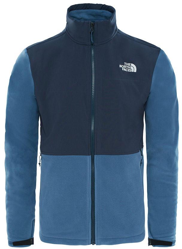 Толстовка мужская The North Face M Adj Denali Fleece, цвет: синий. T933HELMW. Размер M (46/48)T933HELMW