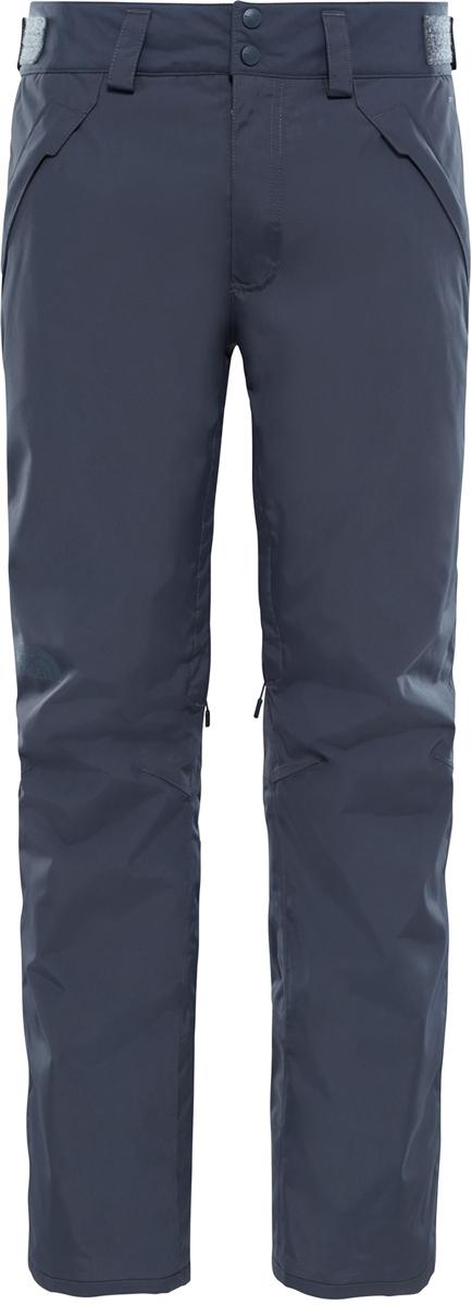 Брюки утепленные мужские The North Face M Presena Pant, цвет: серый. T0CSJ10C5. Размер S (44/46)T0CSJ10C5Мужские брюки The North Face прямого кроя и средней посадки. Застегиваются брюки на кнопки в поясе и ширинку на застежке-молнии, имеются шлевки для ремня. Спереди модель оформлена двумя втачными карманами.