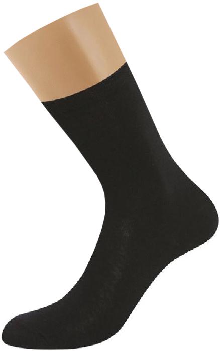 Носки женские Griff, цвет: черный. D4O3. Размер 35/38D4O3Носки Griff изготовлены качественного эластичного материала. Модель средней длины имеет мягкую комфортную резинку.