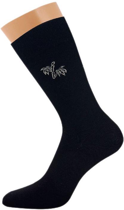 Носки мужские Griff Classic Bamboo, цвет: черный. B5. Размер 36/38B5Носки Griff изготовлены качественного эластичного материала на основе бамбукового волокна. Классическая модель средней длины имеет мягкую комфортную резинку.
