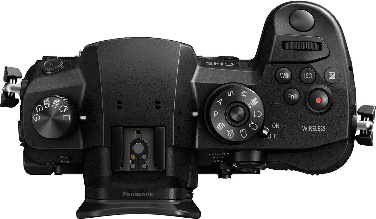 Panasonic Lumix DC-GH5 Body, Blackцифровая фотокамера