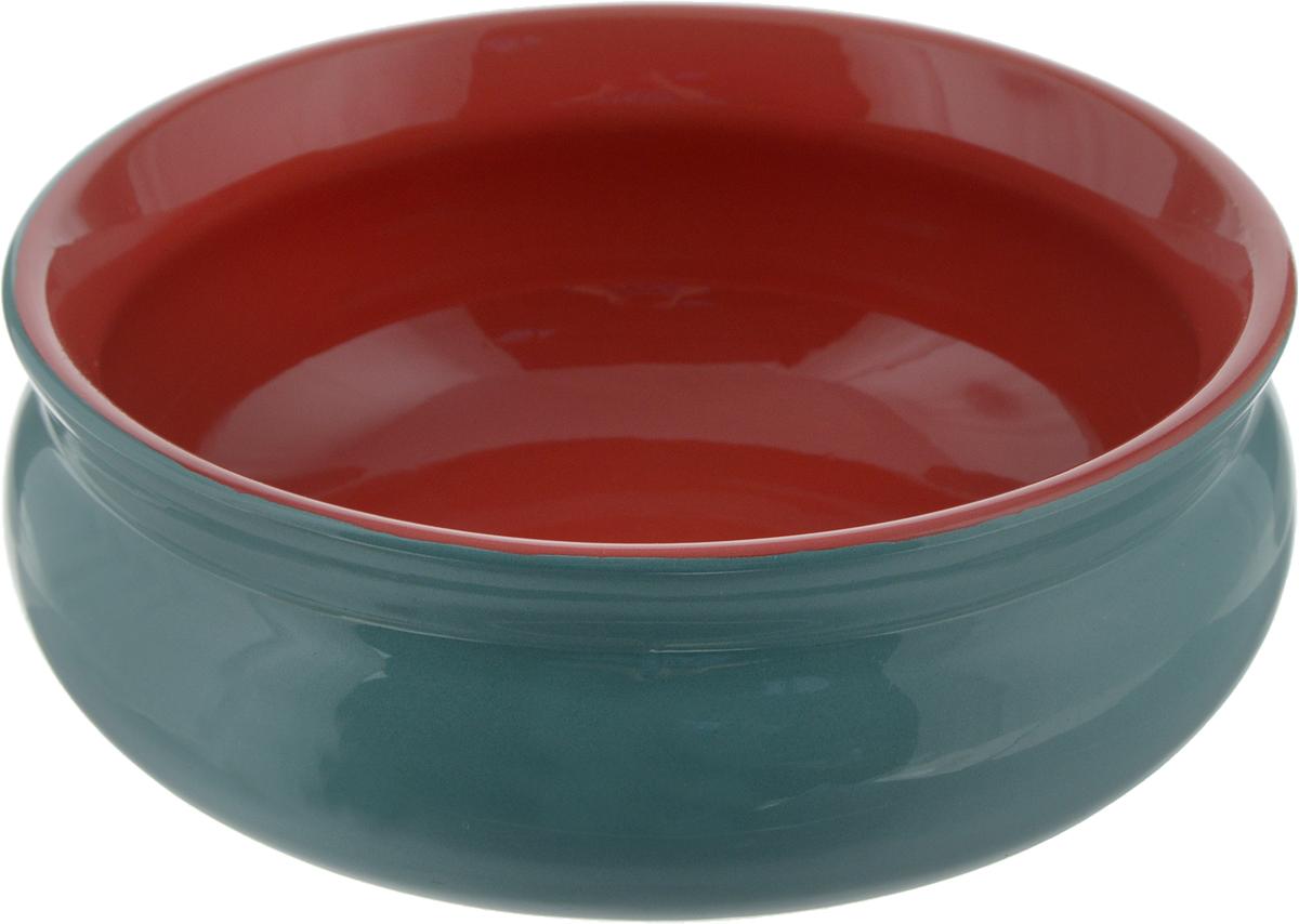 Тарелка глубокая Борисовская керамика Скифская, цвет: бирюзовый, оранжевый, 500 млРАД14458194_бирюзовый, оранжевыйГлубокая тарелка Борисовская керамика Скифская выполнена из керамики. Изделие сочетает в себе изысканный дизайн с максимальной функциональностью. Она прекрасно впишется в интерьер вашей кухни и станет достойным дополнением к кухонному инвентарю.Такая тарелка подчеркнет прекрасный вкус хозяйки и станет отличным подарком.Можно использовать в духовке и микроволновой печи.Диаметр тарелки (по верхнему краю): 14 см.Объем: 500 мл.