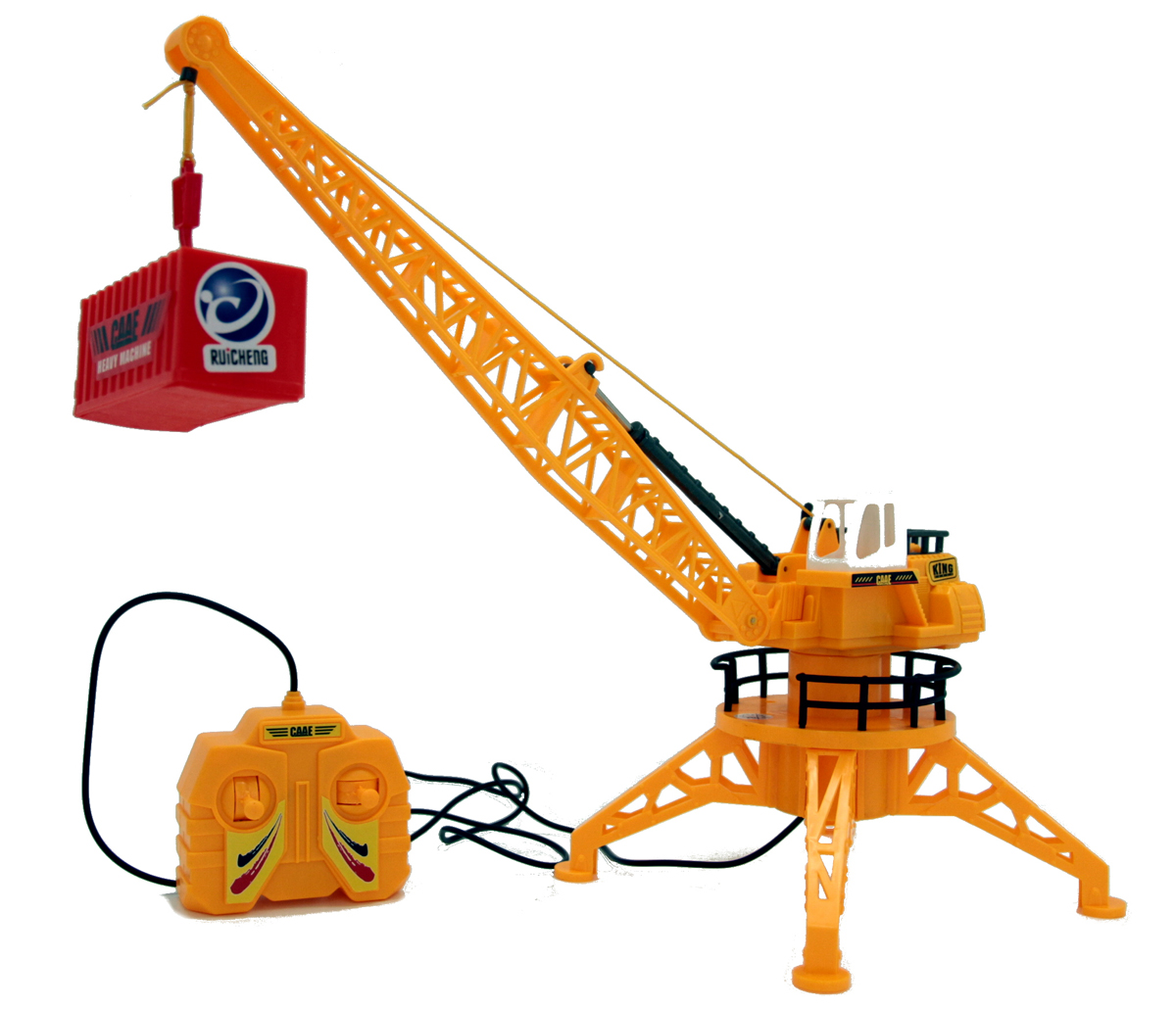 Balbi Кран на дистанционном управлении A0G1082874 - Транспорт, машинки