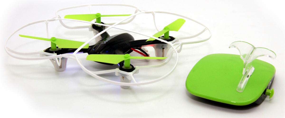 Balbi Квадрокоптер на радиоуправлении цвет зеленый