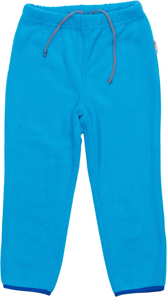 Брюки флисовые для мальчика atPlay!, цвет: голубой. 2fpt754. Размер 1162fpt754Брюки флисовые для мальчика от atPlay! подходят для прогулок в прохладную погоду и для активного отдыха на природе. Можно носить как самостоятельно, так и в качестве утепляющего среднего слоя под мембранные брюки в зимнее время. Брюки сшиты из удивительно мягкого на ощупь и теплого материала Polar Fleece, который отлично сохраняет тепло тела и хорошо отводит влагу во время активных прогулок. Материал проходит двойную антипиллинговую обработку, предотвращающую появление катышков.