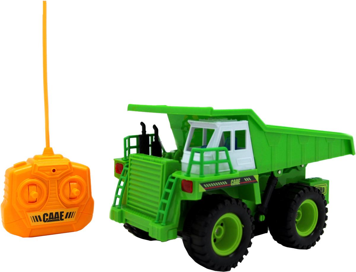 цена на Balbi Самосвал на радиоуправлении цвет зеленый A0G1082897