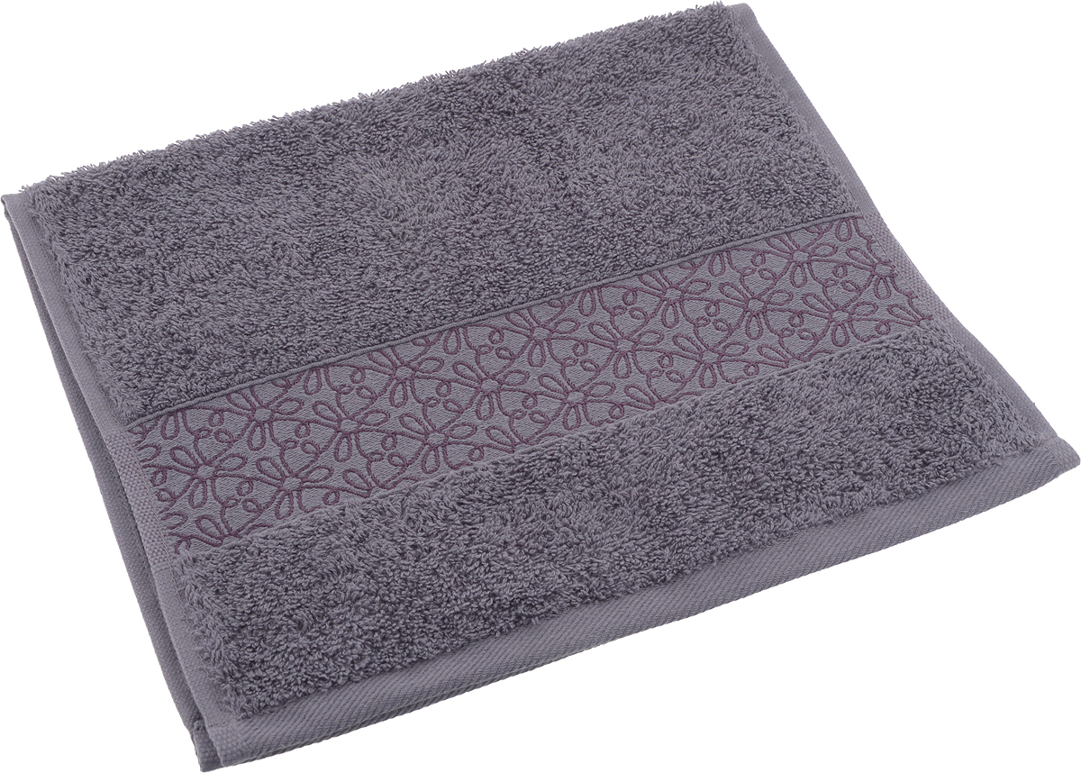 Полотенце махровое Issimo Home Perin, цвет: сливовый, 30 х 50 см00000005483Прекрасное полотенце Issimo Home Perin выполнено из натуральной махровой ткани (100%хлопок). Изделие отлично впитывает влагу, быстро сохнет и не теряет форму даже послемногократных стирок. Рекомендации по уходу: - режим стирки при 40°C, - допускается обычная химчистка, - отбеливание запрещено, - глажка при температуре подошвы утюга до 110°С, - барабанный отжим запрещен. Размер полотенца: 30 x 50 см.