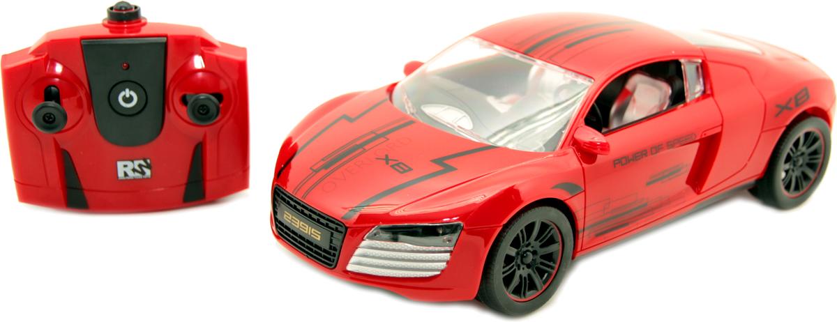 Balbi Машина на радиоуправлении цвет красный A0G1082893 balbi balbi машинка на радиоуправлении внедорожник crawler 6х6 1 8 синий